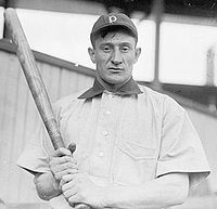 Wagner struck out just 22 times in 1908