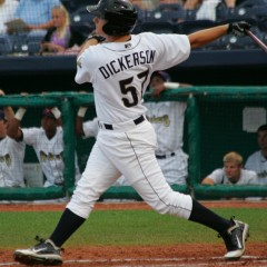 AFL Recap: Alex Dickerson and Gift Ngoepe Double in Loss