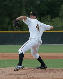 Billy Roth threw four shutout innings today.