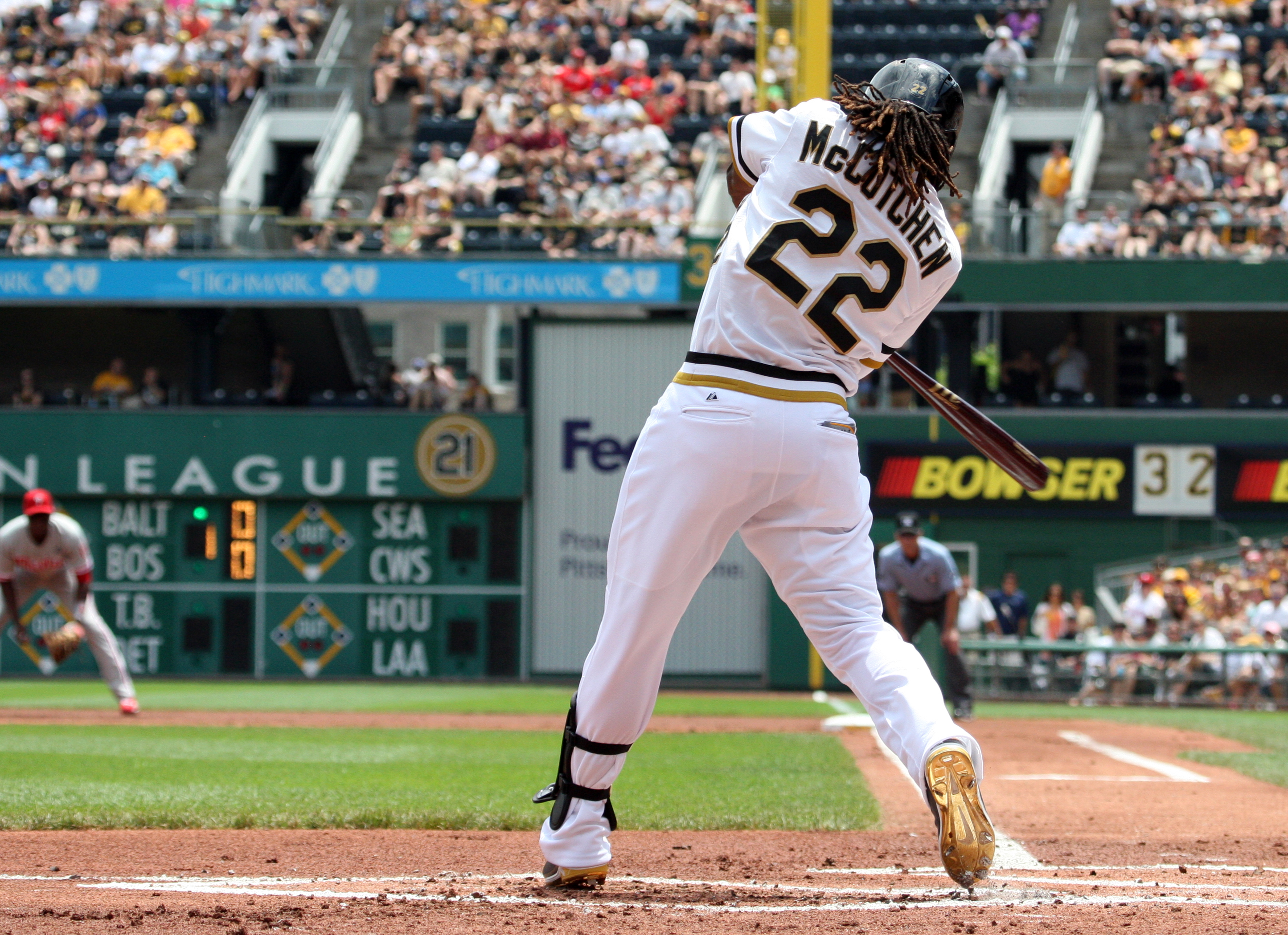 All-Stars Responsible for Pirates' Early-Season Recovery