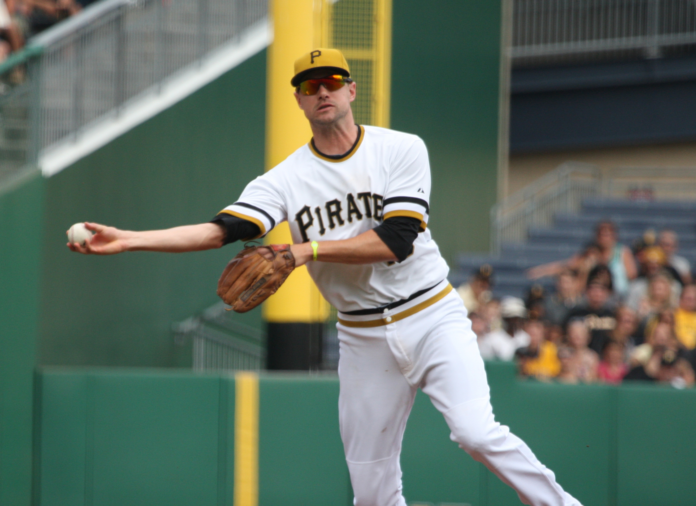 2014 Recaps: The Pirates Have Finally Found Their Shortstop in Jordy Mercer