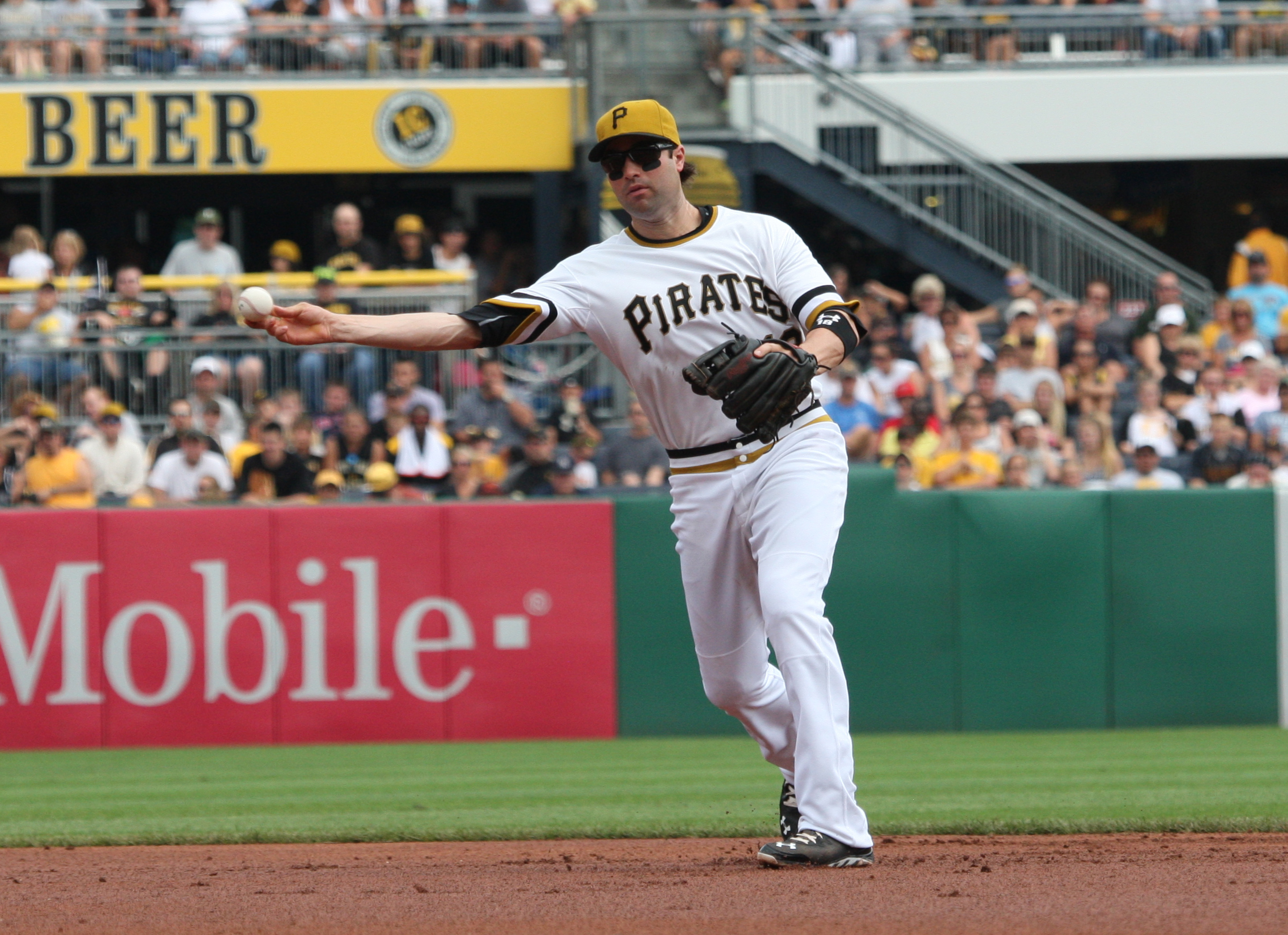Buster Olney Ranks the Pirates Among the Best Defensive Teams