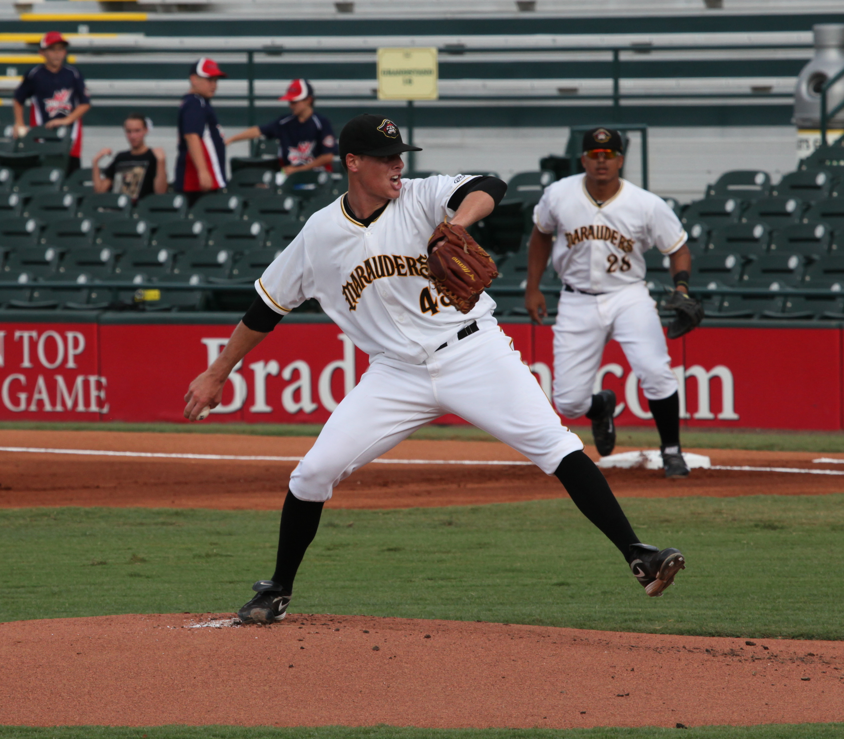 Minor League Schedule: John Kuchno Looks to Repeat Success Against Tampa