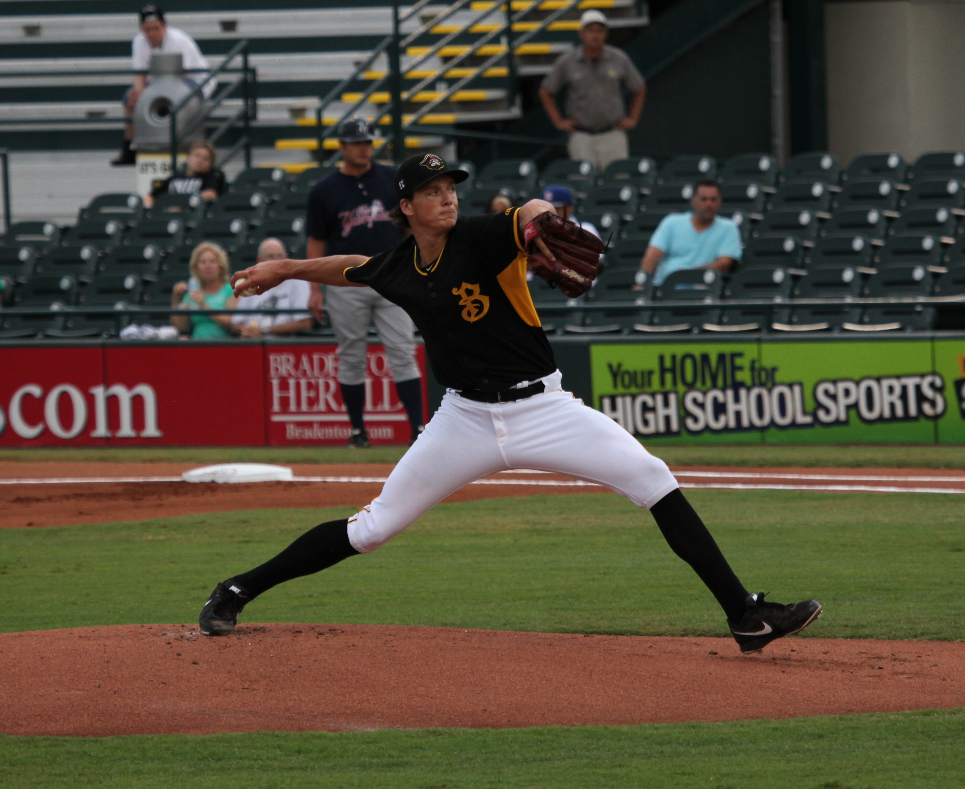 Minor League Schedule: Glasnow and Heredia Get Sunday Afternoon Starts