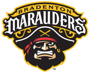 Bradenton Marauders Logo