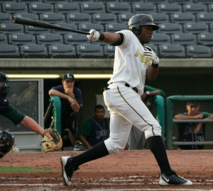 Mel Rojas Jr.  is the best Pirates prospect still playing in Puerto Rico