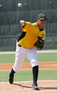 Luis Heredia was named the number 104 prospect by MLB.com.