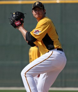 Morris Looks to Make Camp out of Spring Training