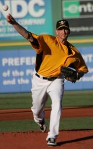 Burnett threw over 200 innings in 2012.