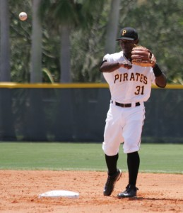 The Pirates can afford to trade away a Dilson Herrera, but they can't do it too often.