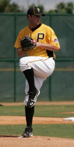 Gerrit Cole is the number one prospect in the system for the second year in a row.