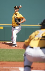 Jameson Taillon could be this year's Gerrit Cole.