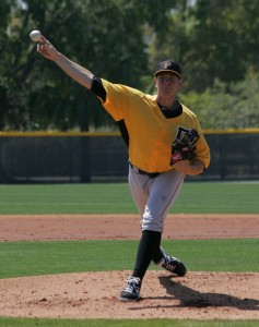 Nick Kingham struck out seven in his last outing