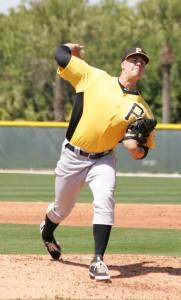 2010 prep pitcher Ryan Hafner