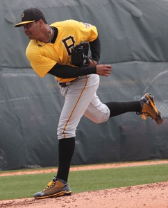 Stolmy Pimentel gave up seven runs last time out