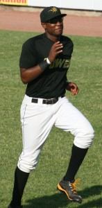 Josh Bell showed a glimpse of his power in 2013. (Photo Credit: Tom Bragg)