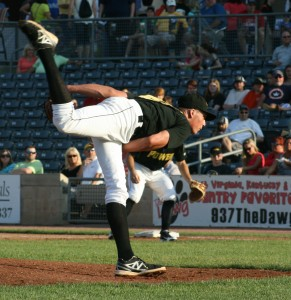 Tyler Glasnow has $7.5 M in value, but that should go up in future years. (Photo Credit: Tom Bragg)