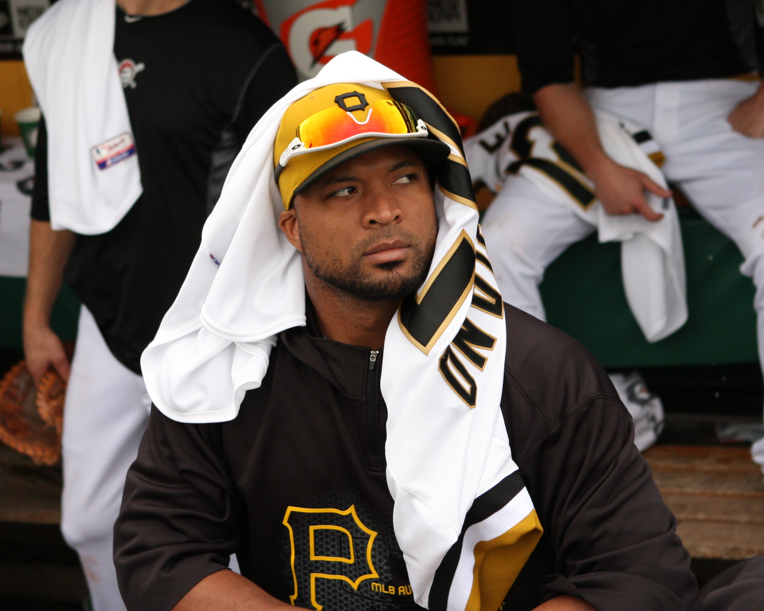 An offseason conversation with Francisco Liriano convinced Volquez to come to Pittsburgh. (Photo Credit: David Hague)