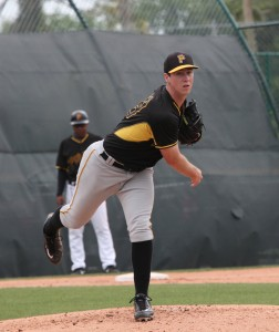 Jason Creasy has thrown shutout ball in each of his last two starts