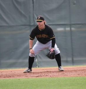 Wyatt Mathisen made the move to third base in 2014.