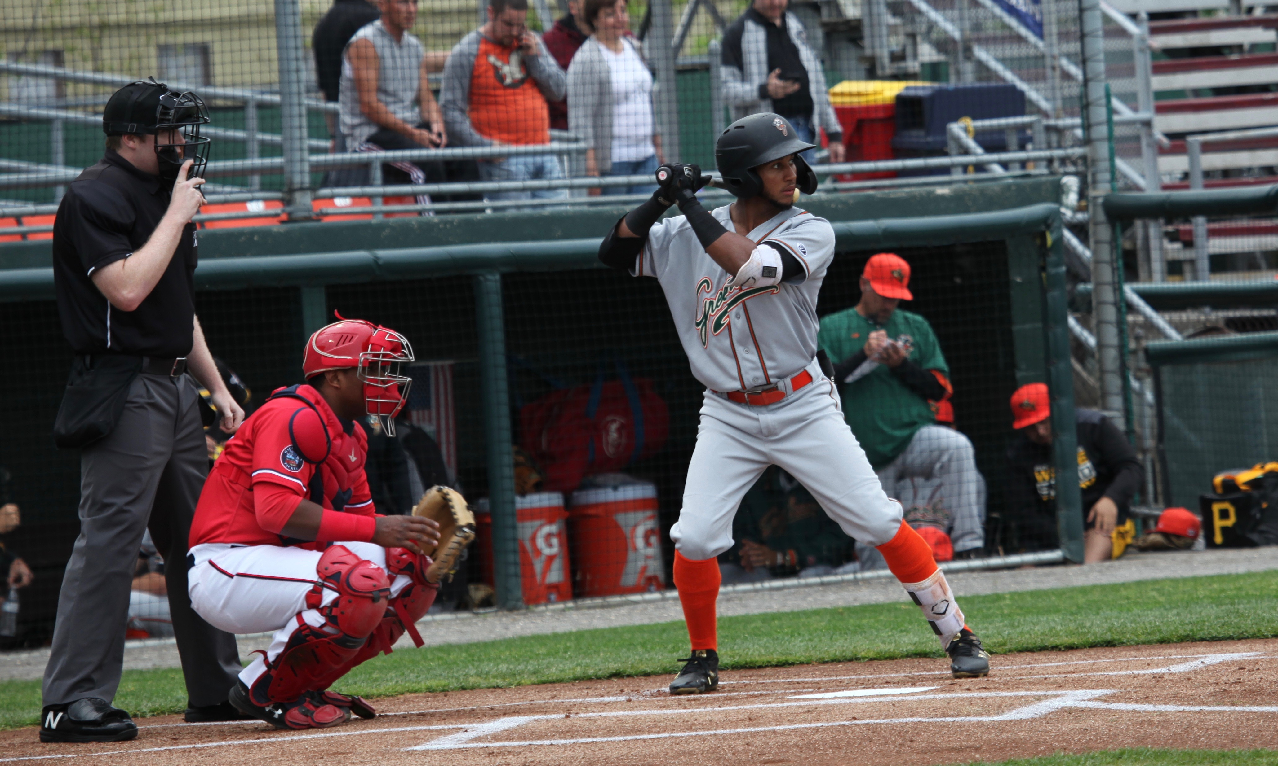 9dadfd6ed1d Six Greensboro Players Named to South Atlantic League All-Star Game ...